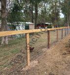Equestrian mesh, Stiff Stay, 2.5mm hi-tensile, hot dip galv fencing meshes