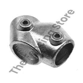 Kwikclamp 129 Series, 15-60 degree short TEE
