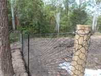 Building a fox proof chicken enclosure